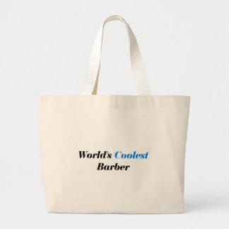 Der coolste Friseur der Welt Einkaufstaschen