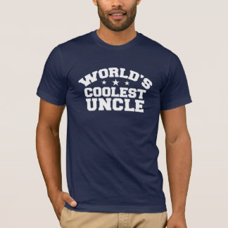 Der coolste Onkel der Welt T-Shirt