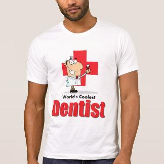Der coolste Zahnarzt der Welt T-Shirt