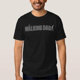 Der der Vatertags-Zombie GEHENDES VATI (auf T-shirt