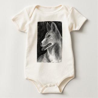 Der Dingo Baby Strampler