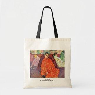Der Diwan durch Toulouse-Lautrec Henri De Tasche