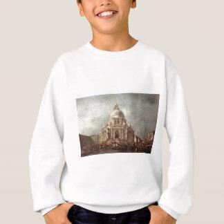 Der Doge an der Basilika des La-Grußes durch Sweatshirt