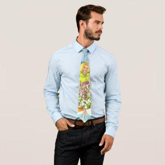 Der Doris liebe Art Tie! Krawatte