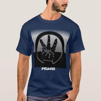 Der dunkle T - Shirt der Männer - besonders