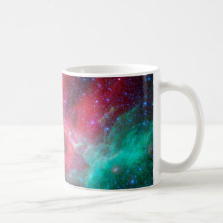 Der Eagle-Nebelfleck im Infrarot Kaffeetasse