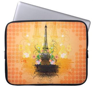 Der Eiffelturm Computer Sleeve Schutzhüllen
