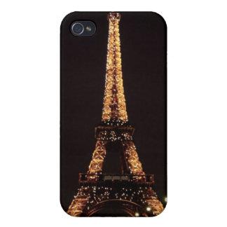 Der Eiffelturm Etui Fürs iPhone 4