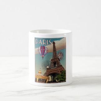 Der Eiffelturm Kaffeetasse