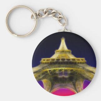 Der Eiffelturm Paris Frankreich Schlüsselband