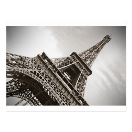 Der Eiffelturm, Paris Postkarten