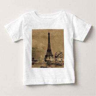 Der Eiffelturm von der Ausstellung der Seines Baby T-shirt