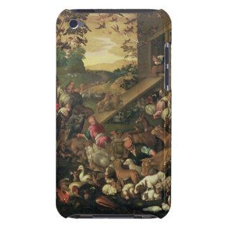 Der Eingang der Tiere in die Arche iPod Case-Mate Case