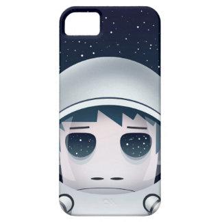 Der einsame Astronaut im Raum Etui Fürs iPhone 5