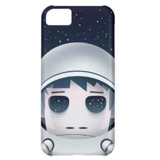Der einsame Astronaut im Raum iPhone 5C Hüllen