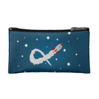 Der einsame Astronaut Makeup-Tasche
