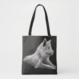 """""""Der einzige Wolf-"""" Taschen-Tasche Tasche"""