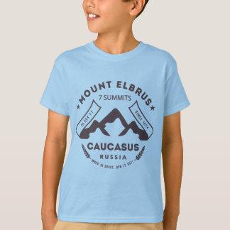 Der Elbrus Kaukasus Russland T-Shirt