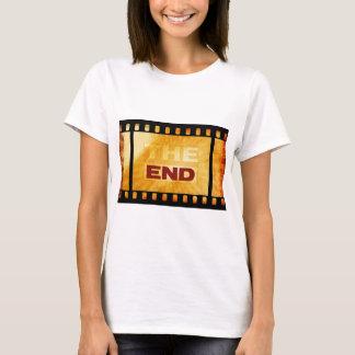 Der Enden-Film-Streifen T-Shirt