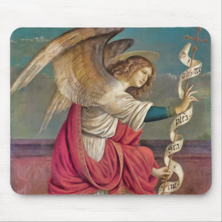 Der Engel Gabriel Mousepad