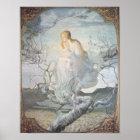 Der Engel von Leben, 1894 Poster
