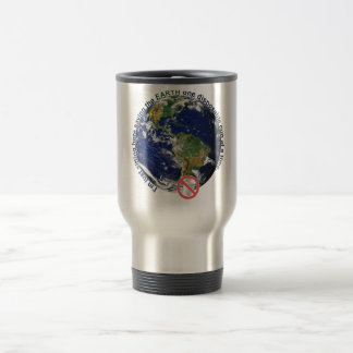 Der Erde eine Schale C001 auf einmal retten Reisebecher
