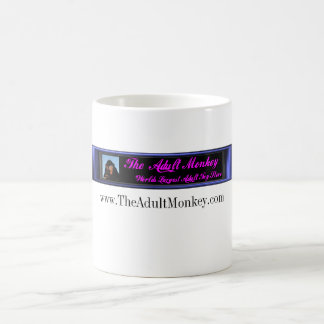 Der erwachsene Affe Kaffeetasse
