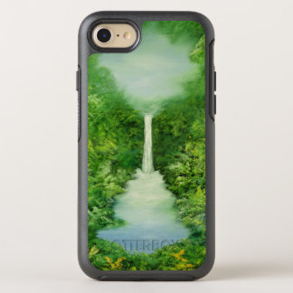 Der ewig Regen-Wald 1997 OtterBox Symmetry iPhone 8/7 Hülle