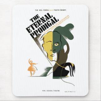 Der ewige Prodigal Mousepad