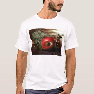 Der Fall Edens des Garten-T - Shirt