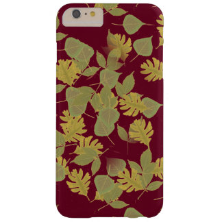 Der Fall, Herbst leaves.customize ich Barely There iPhone 6 Plus Hülle