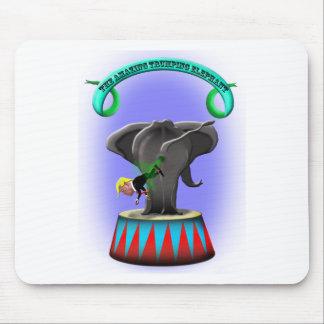 der fantastische trumping Elefant Mousepad