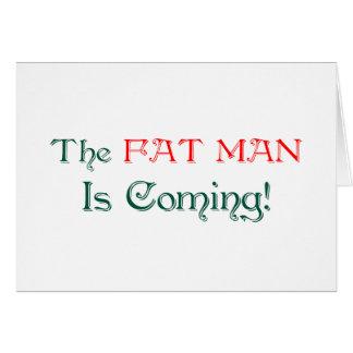 Der FAT-MANN kommt! Karte