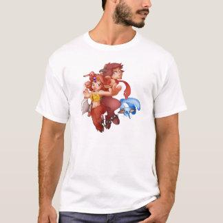 Der Faun-Shirt der Männer T-Shirt