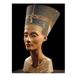 Der Fehlschlag der Königin Nefertiti Postkarte
