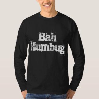 Der Feiertags-Shirt Bah Humbug der Männer T-Shirt