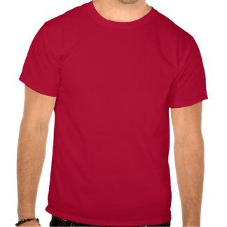 Der Feiertags-T-Stück der Männer bin ich nicht San T-Shirts