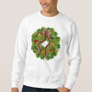 Der Feiertags-Verein-Sweatshirt der Männer Sweatshirt