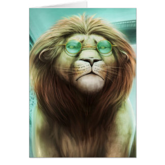 Der feige Löwe in der Smaragdstadt Karte