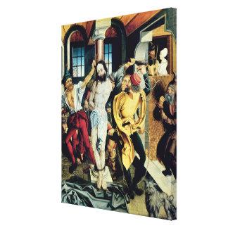 Der Flagellation von Christus Gespannte Galerie Drucke
