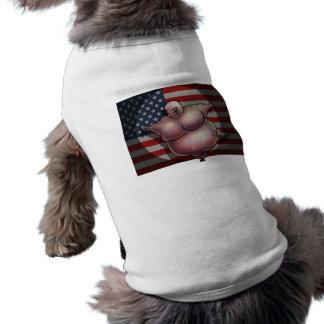 Der Flaggen-Tanz T-Shirt