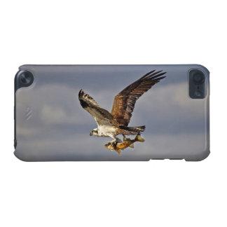 Der Fliegen-Osprey-u. Fisch-3 Tier-Fotografie iPod Touch 5G Hülle