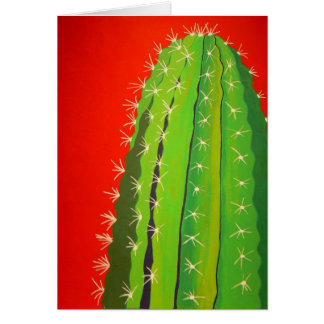Der flippige Kaktus Karte