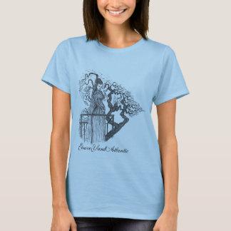 Der Fluch der Witwe T-Shirt
