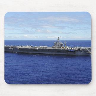 Der Flugzeugträger USS Abraham Lincoln 2 Mousepad