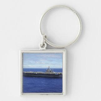 Der Flugzeugträger USS Abraham Lincoln 2 Schlüsselanhänger