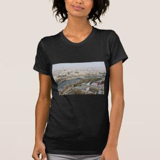 Der Fluss die Seine in Paris, Frankreich T Shirt