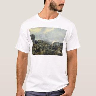 Der Französisch-Russische Kampf bei Malakow Kurgan T-Shirt