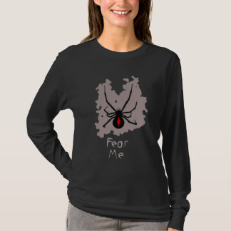 """Der Frauen """"befürchten mich """" T-Shirt"""