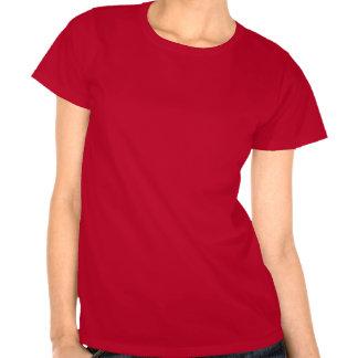 Der Frauen Ladybird Shirt Tee der Marienkäfer-Shir